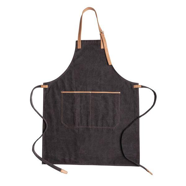 Deluxe canvas chef apron