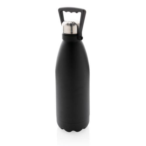 Grande bouteille en acier inoxydable 1,5 L