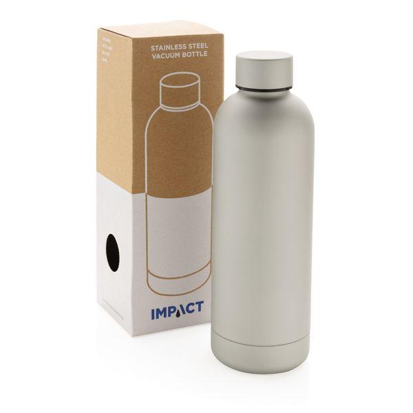 Bouteille isotherme en acier Impact