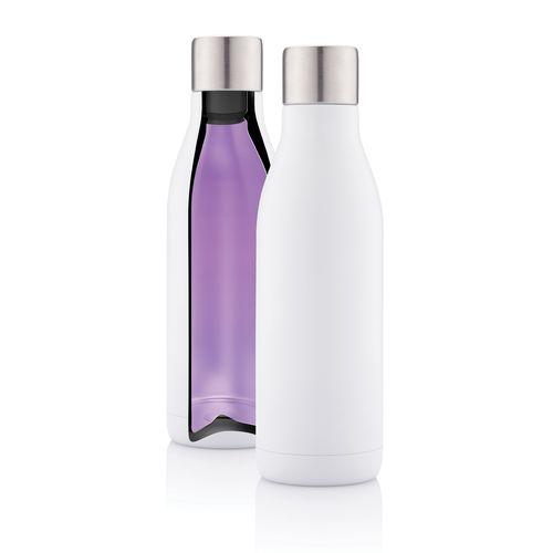 UV-C steriliser vacuum stainless steel bottle REAL ESTATE & CONSTRUCTION AZAP  branded Personalized Printed Goodies by Azap Business Gift