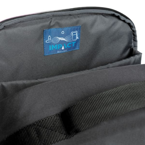 """Impact AWARE™ RPET anti-theft 15.6""""laptop backpack ADLANTIC IE SALES LTD WICKLOW A98 D282"""