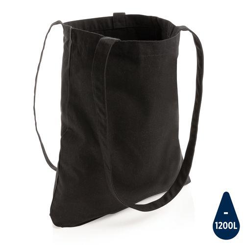 Sac shopping type Tote bag Impact en coton recyclé AWARE™