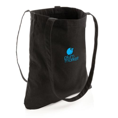 Sac shopping type Tote bag Impact en coton recyclé AWARE™ ECO AZAP  Objets publicitaires personnalisé par Azap articles promotionnels Cadeau d'affaire