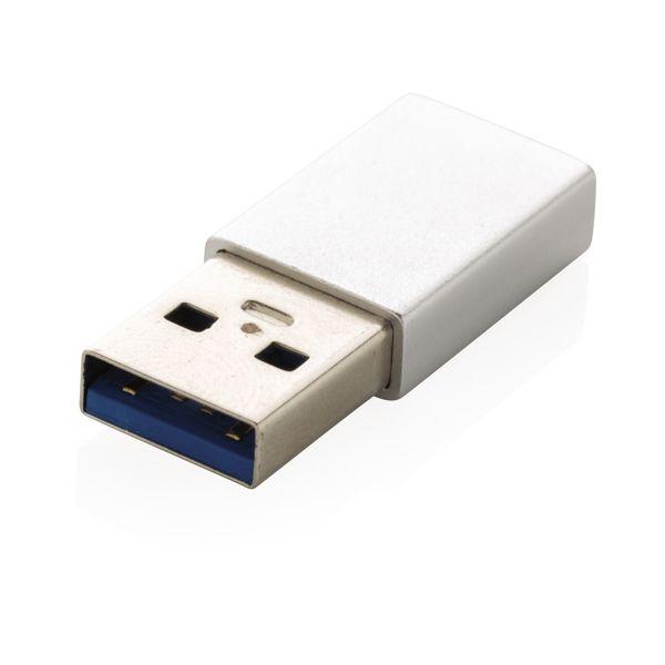 Adaptateur USB A vers USB C, Objet personnalisable, comité social économique
