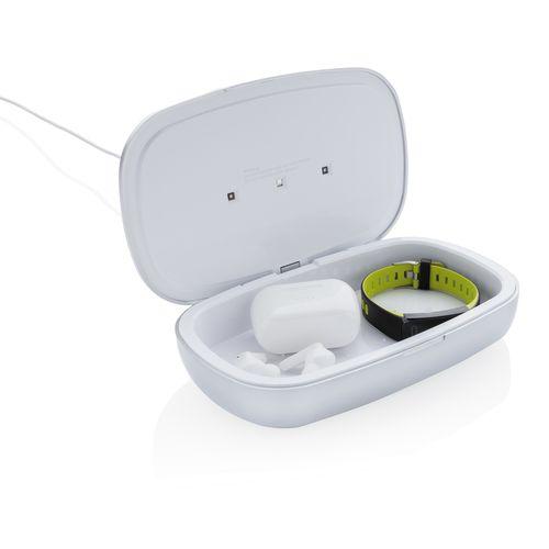 UV-C sterilointilaatikko 5W langattomalla laturilla