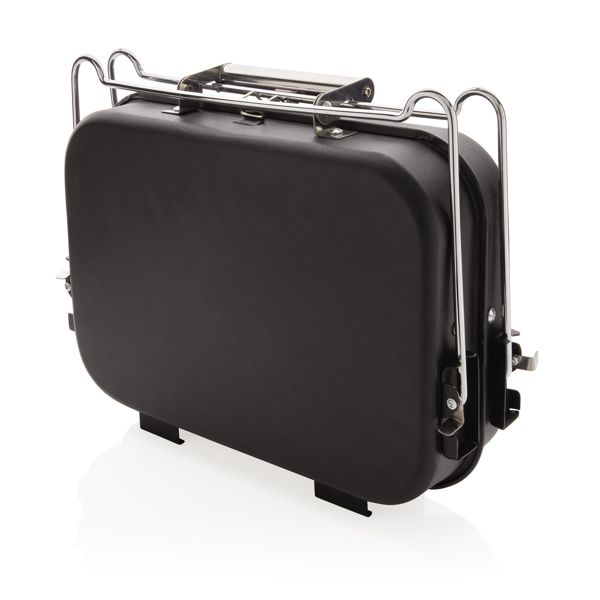 Barbecue portable format valise, Objet personnalisable, comité social économique