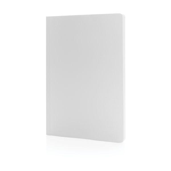 Carnet A5 à couverture souple avec papier minéral IMPACT, Objet personnalisable, comité social économique