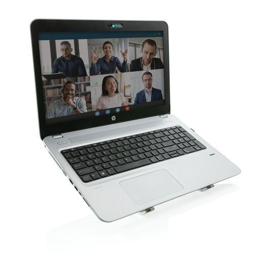 Soporte plegable para ordenador  Regalos Promocionales personalizados para Empresas