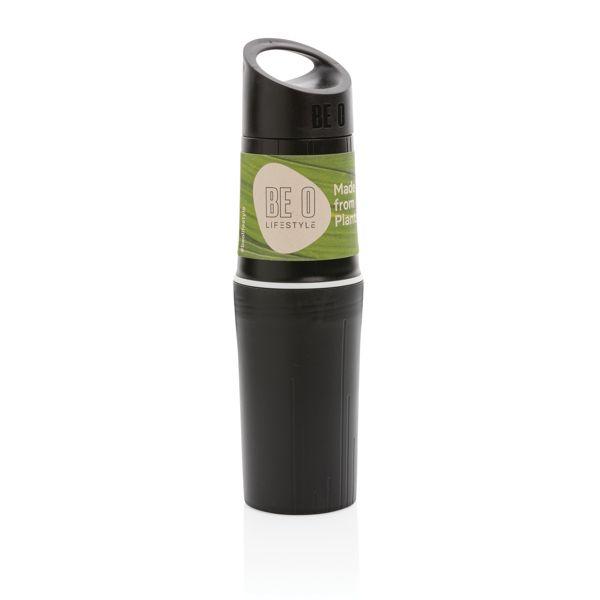 Bouteille BE O, bouteille d'eau biologique, Made in Europe WIZ PUB