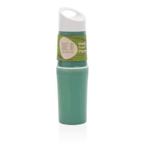 Bouteille BE O, bouteille d'eau biologique, Made in Europe  personnalisé montpellier Paris Ile de France