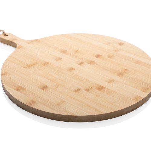 Planche de service ronde en bambou Ukiyo