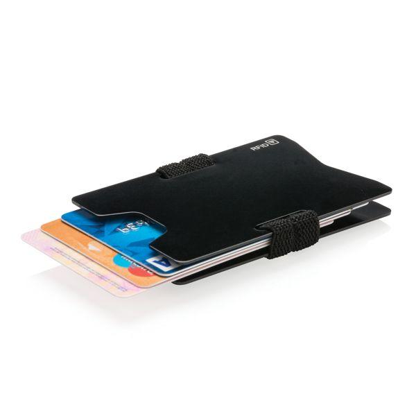 Portefeuille minimaliste anti RFID, Objet personnalisable, comité social économique
