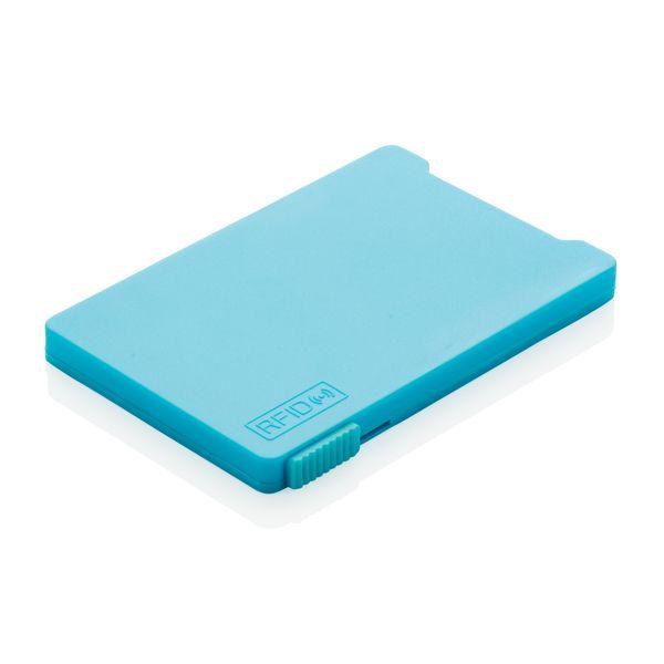 Porte-cartes anti RFID, Objet personnalisable, comité social économique