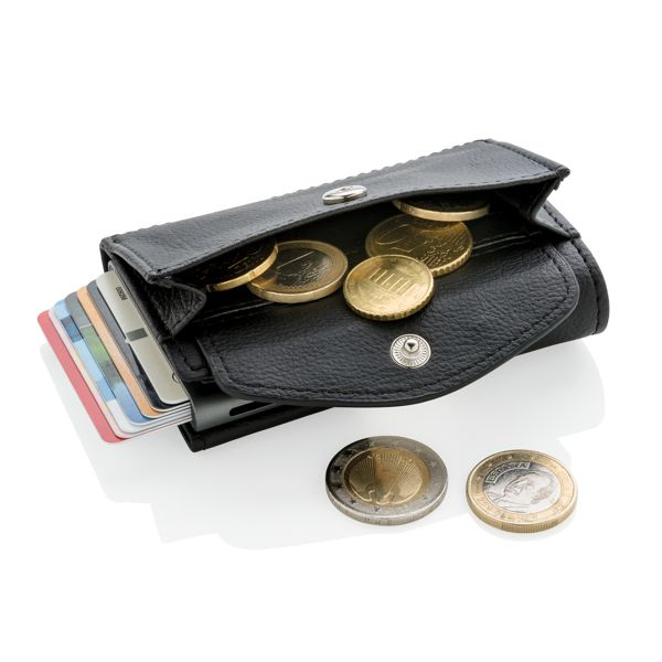 Porte-cartes et portefeuille anti RFID C-Secure