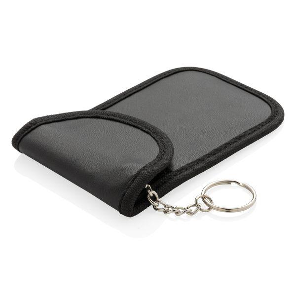 Autonavaimen varkaudenesto RFID-suojauksella