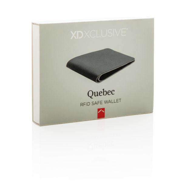 Portefeuille anti RFID Québec Agence Essentiel