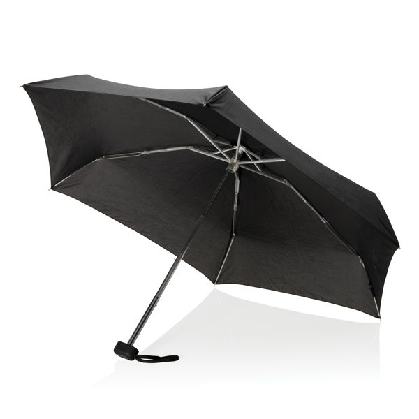 """Mini Parapluie 23"""" pliable, Objet personnalisable, comité social économique"""
