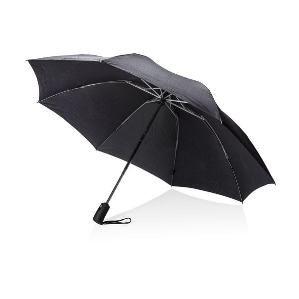 Parapluie réversible et pliable 23'' Swiss Peak, Objet personnalisable, comité social économique