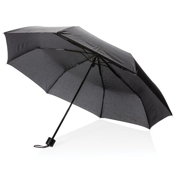 """Parapluie manuel 21"""" avec sac cabas, Objet personnalisable, comité social économique"""
