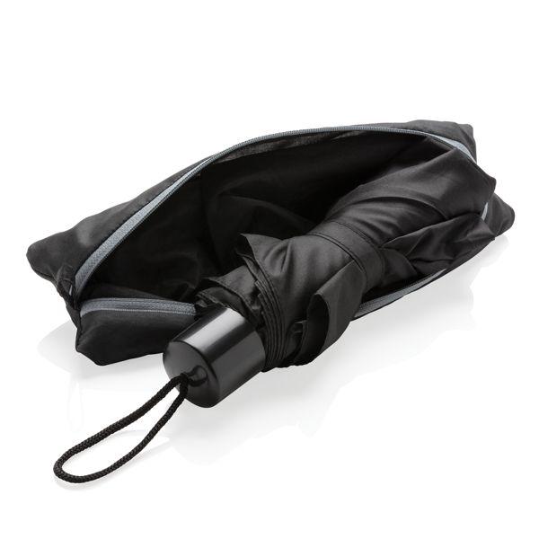 """21"""" manual open umbrella with tote bag ADLANTIC IE SALES LTD WICKLOW A98 D282"""