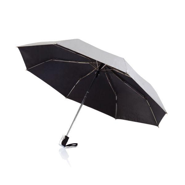 """Parapluie 2 en 1 de 21.5"""" Deluxe, Objet personnalisable, comité social économique"""