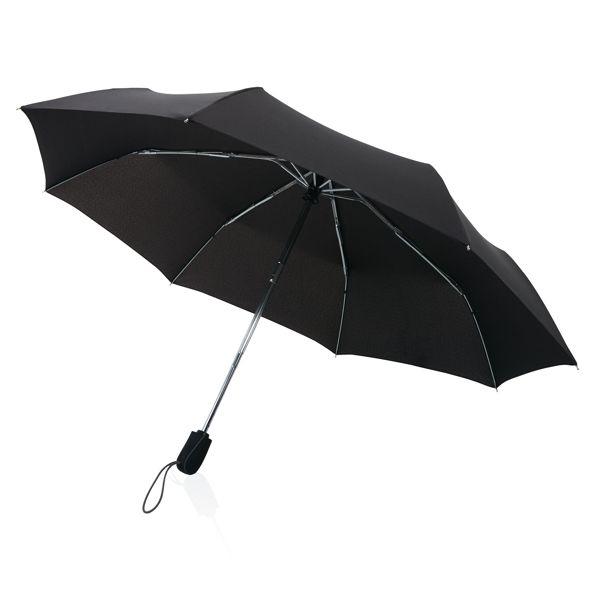 """Parapluie automatique 21"""" Traveler, Objet personnalisable, comité social économique"""