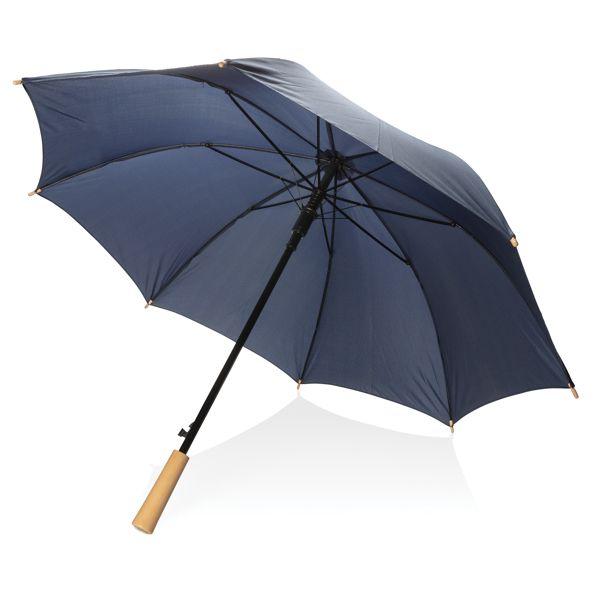 """Parapluie tempête 23"""" en rPET, Objet personnalisable, comité social économique"""