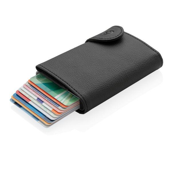 Porte-cartes et portefeuille XL anti RFID C-Secure, Objet personnalisable, comité social économique