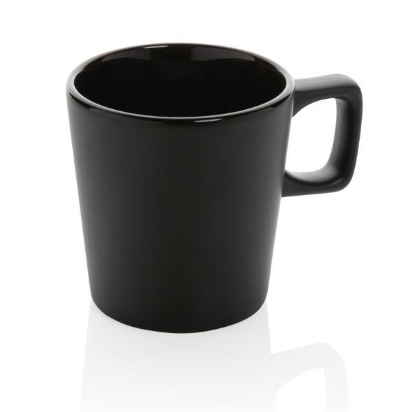 Tasse à café céramique au design moderne