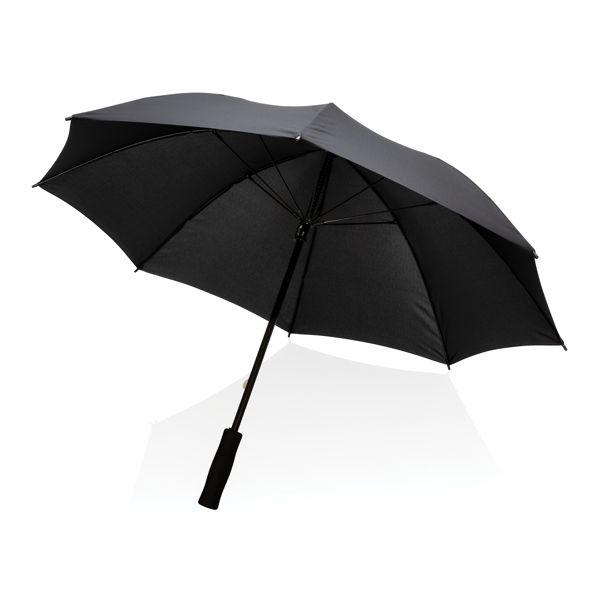 """Parapluie tempête 23"""" en rPET 190T Impact AWARE™ Objets publicitaires"""
