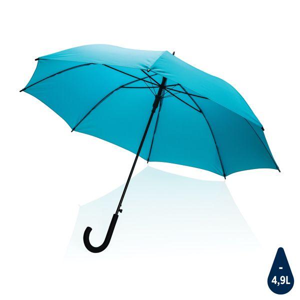 """Parapluie 23"""" en rPET 190T avec ouverture auto Impact AWARE™, Objet personnalisable, comité social économique"""