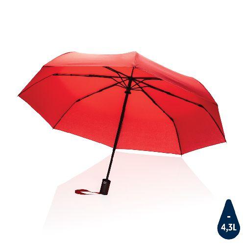 """Parapluie 21"""" automatique en rPET 190T Impact AWARE™, Objet personnalisable, comité social économique"""