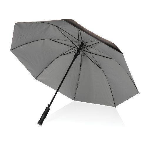 """Parapluie 27"""" rPET bi couleur ouverture auto Impact AWARE™"""