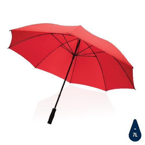 """Parapluie tempête 30"""" en rPET 190T Impact AWARE™, Objet personnalisable, comité social économique"""