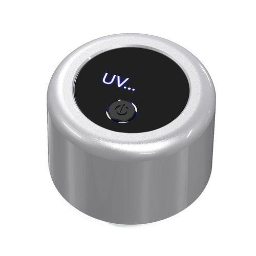 Bouteille isotherme avec stérilisateur UV-C-Import