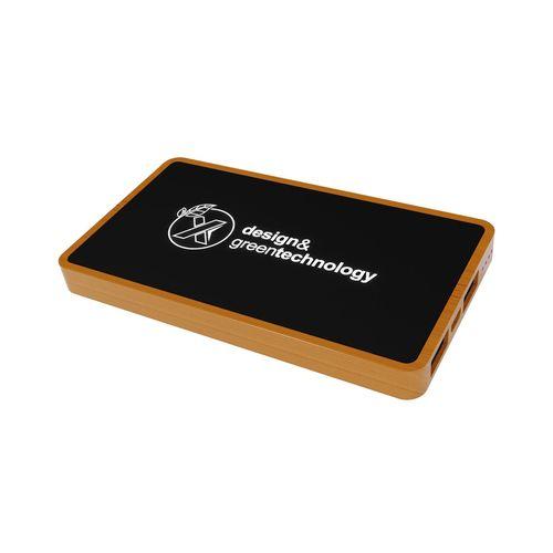 Powerbank éco wood 5000-Import