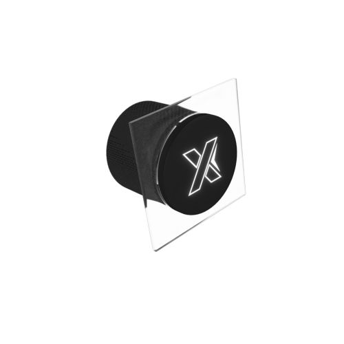 glass speaker 5W