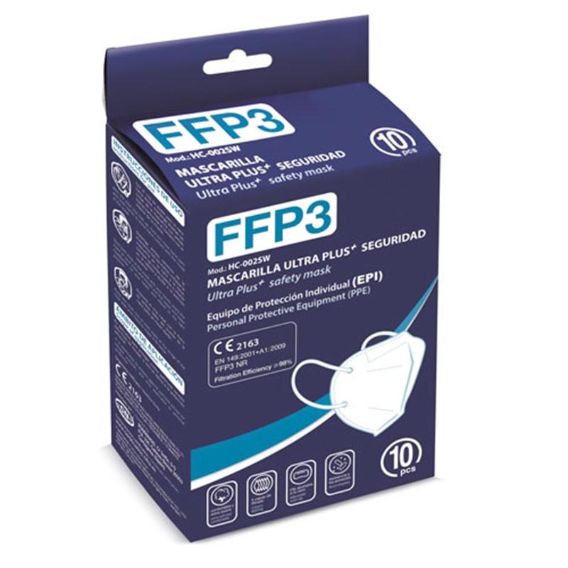 Masque protecteur FFP3 objet publicitaire original