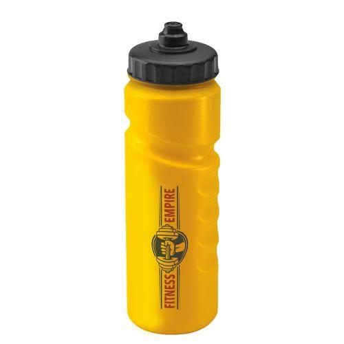 Sports Drinking Bottle 750ml (Finger Grip)