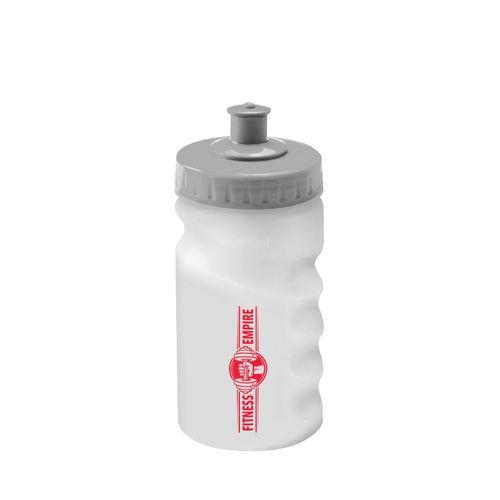Sports Drinking Bottle 330ml (Finger Grip)