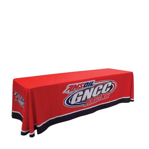 Full Colour, Full Coverage Table Cloth - 178 X 229cm