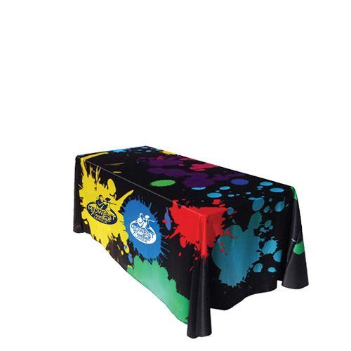 Full Colour, Full Coverage Table Cloth - 183 X 76cm