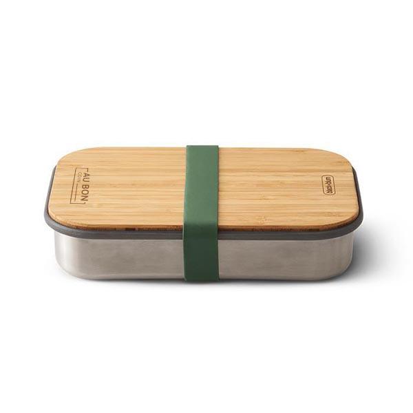 Stainless Steel Sandwich Box - black+blum