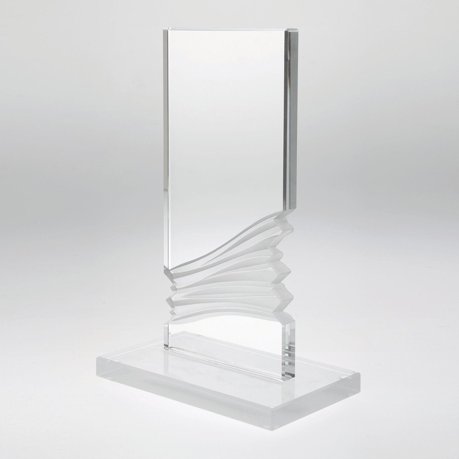 Trophée ALTAMURA en cristal