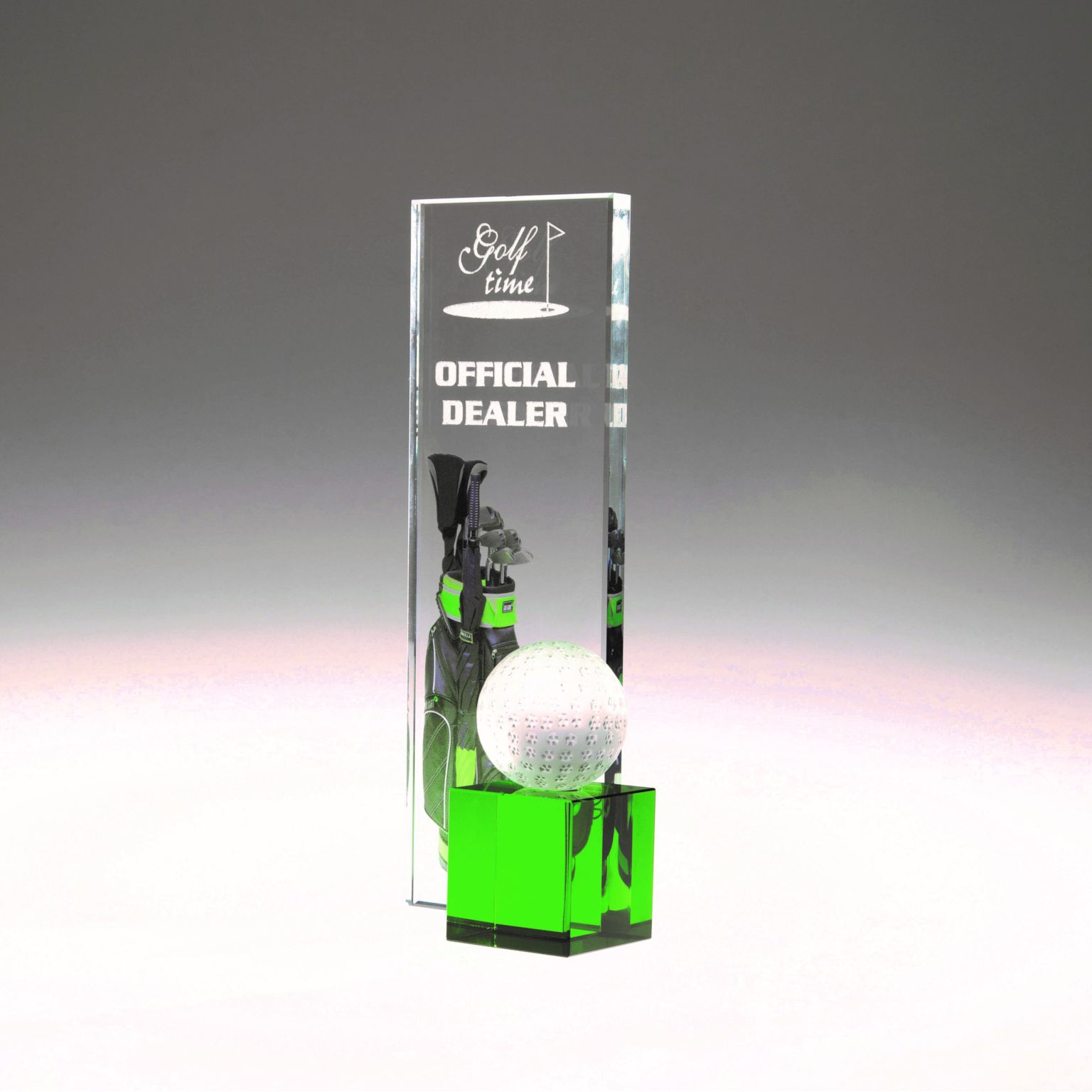 Trophée WURZBURG en cristal