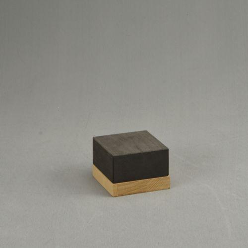Support portable en bois personnalisable