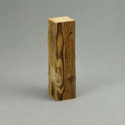Trophée en bois vieilli