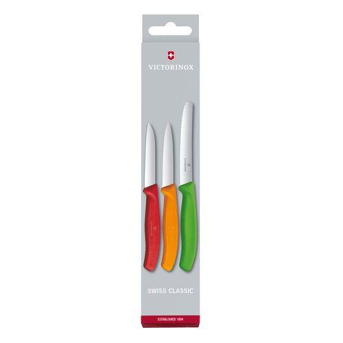 Set de couteaux d'office Swiss Classic, 3 pcs.