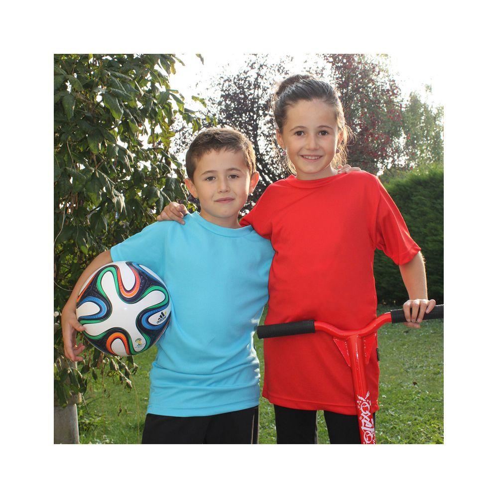 T-Shirt Sport Enfant 140 g/m²