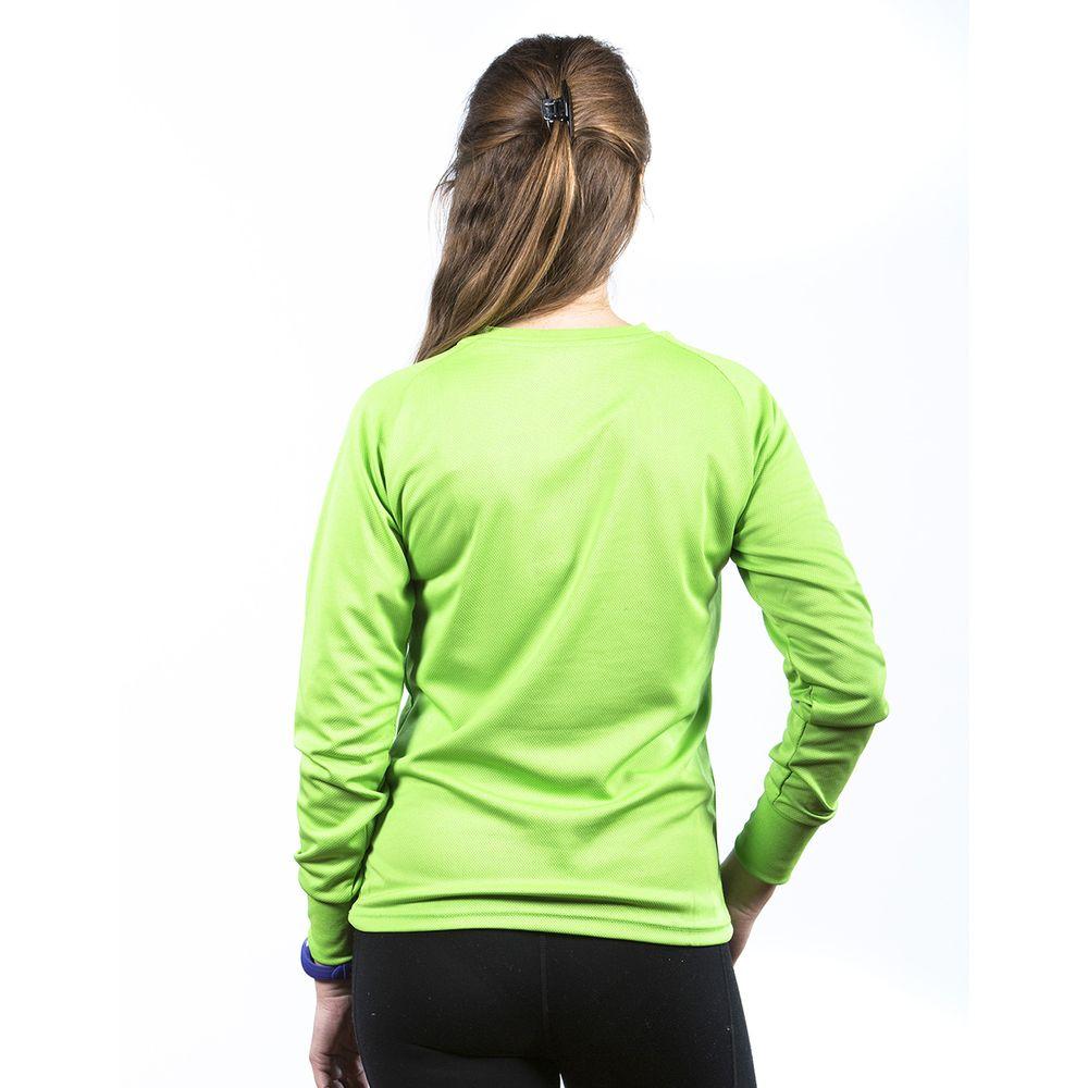 T-Shirt Femme Running Manches Longues140 g/m²